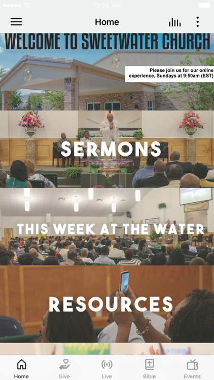 Sweetwater Church of Christ