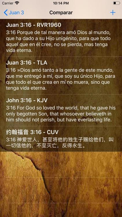 Mi Biblia App screenshot-5