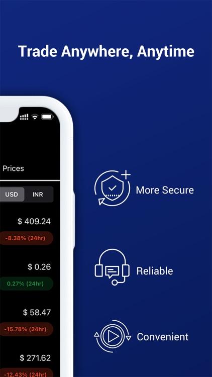 Bitex - Crypto Exchange screenshot-3