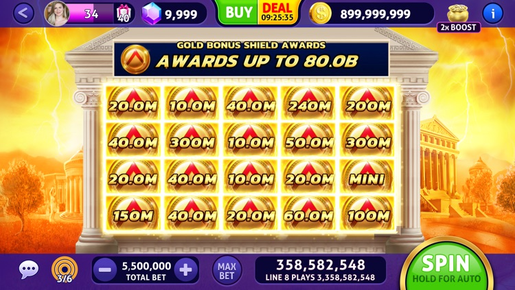 Club Vegas Slots: Casino Games screenshot-3