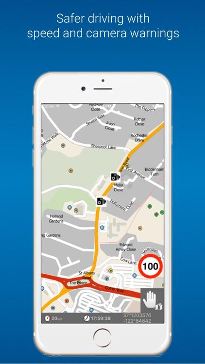 MapFactor Navigator Pro screenshot-5