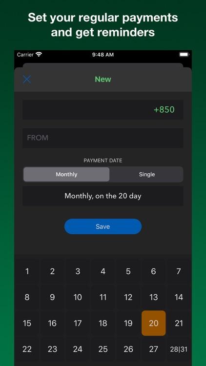 Payments reminder screenshot-0