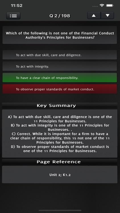 CeMAP 1 Mortgage Advice Exam screenshot-3