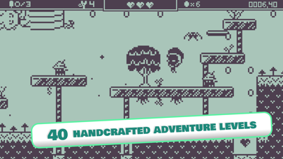 Pixboy - Retro 2D Platformer screenshot 1