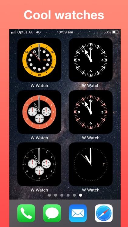 Widget Watch, Photo Calendar + screenshot-5