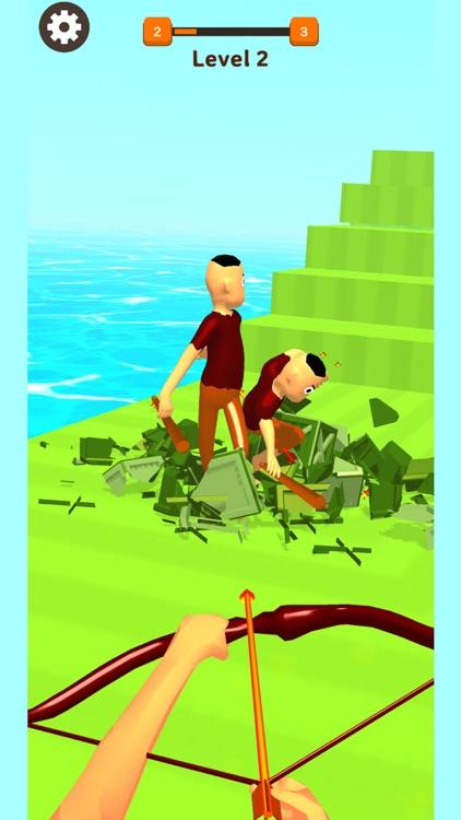 Archer Hero 3D screenshot-3