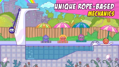 Catch the Candy: Red Lollipop! screenshot 2