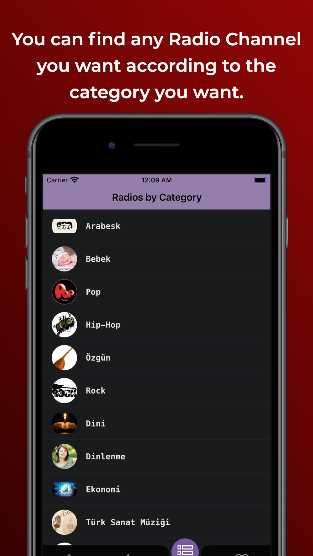 Listen Global Radio FM AM Live Free Download App for iPhone ...