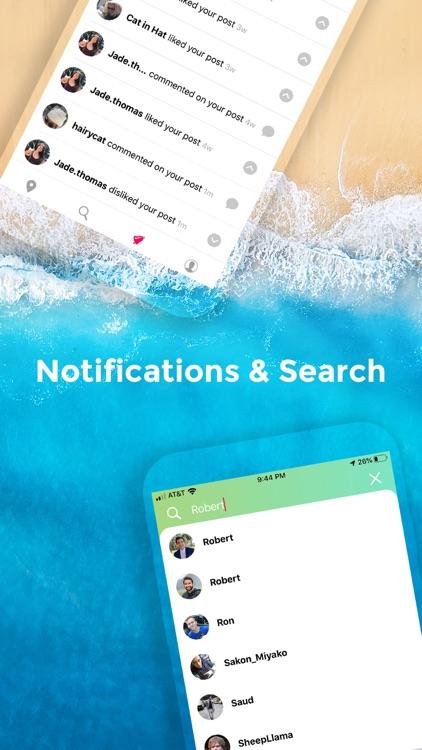 Hangouts - Local Chat screenshot-3