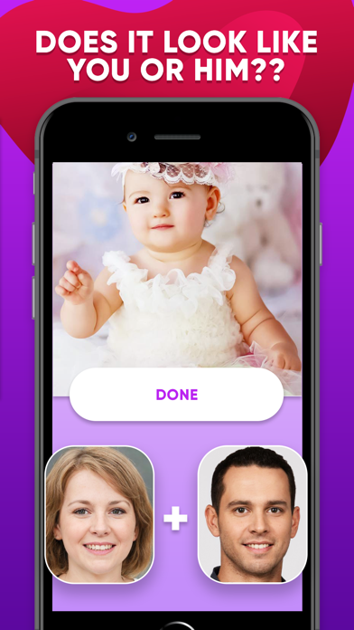 Future Baby Face Generator! Screenshot