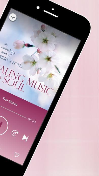 Healing Music for the Soul screenshot 3