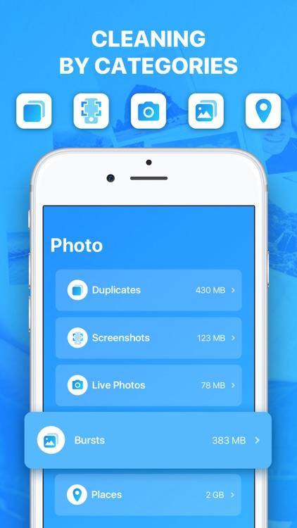 Mobile Cleaner: File Organizer screenshot-4