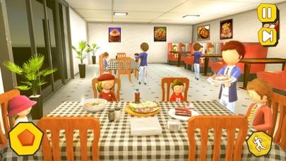 Shopping Mall- Stickman Family screenshot 3