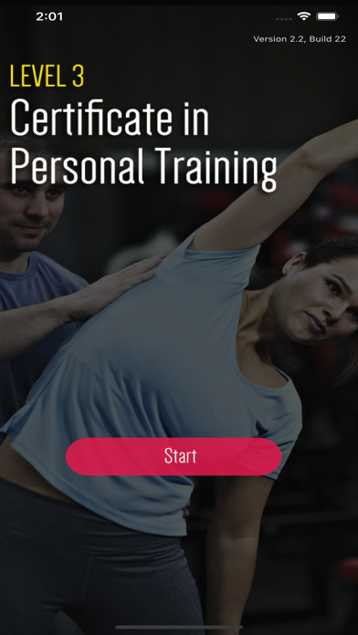 Level 3 Personal Trainer Exam screenshot 1