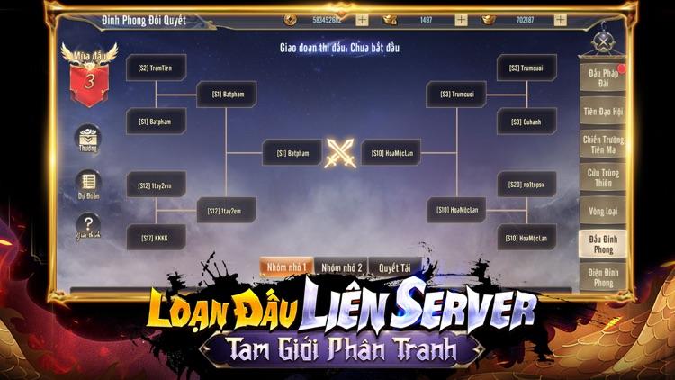 Trảm Tiên Quyết - Tru Tiên 5.0 screenshot-5