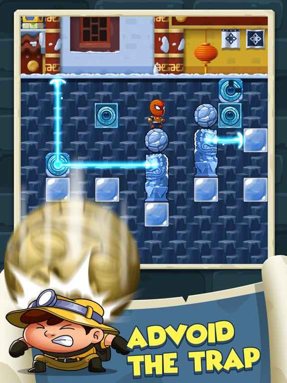 Diamond Quest: The Lost Temple screenshot 9