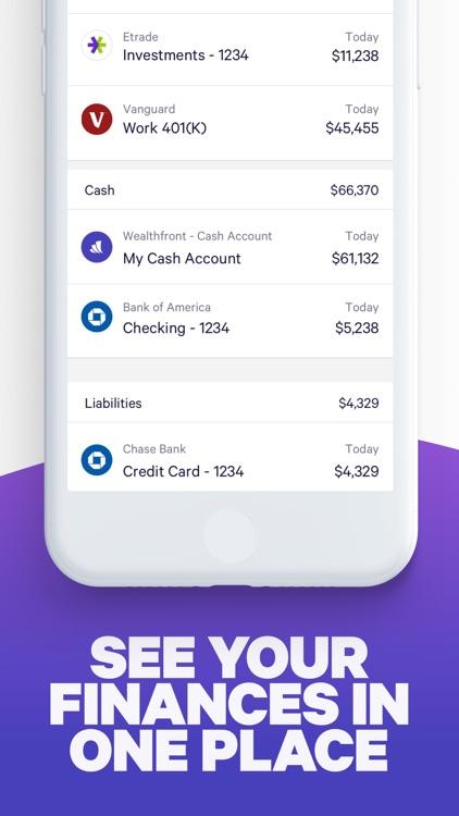 Wealthfront: Earn More screenshot-3