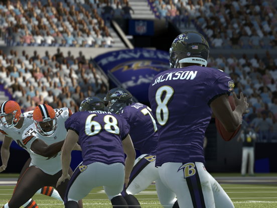 iPad Image of Madden NFL 21 Mobile Football