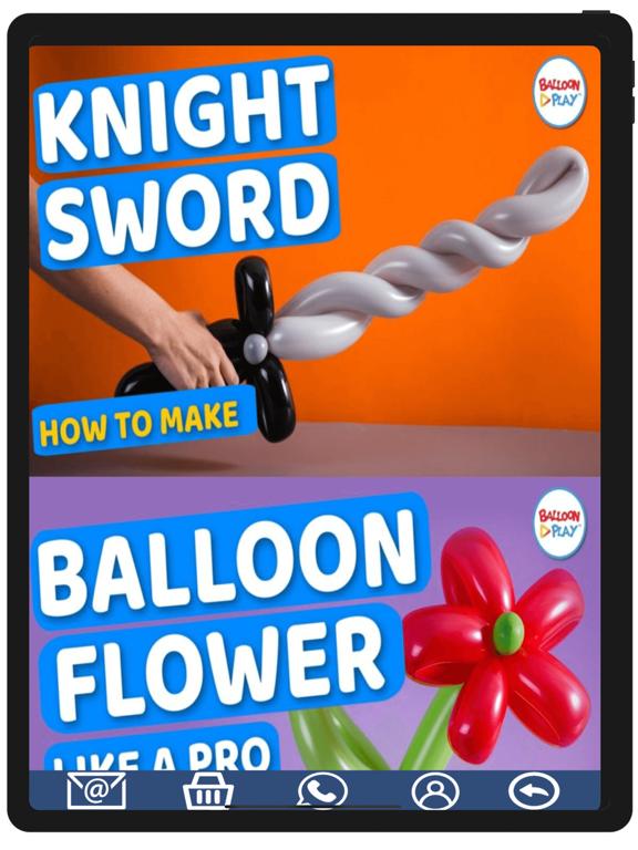 BalloonPlay Balloon Animal App screenshot 8