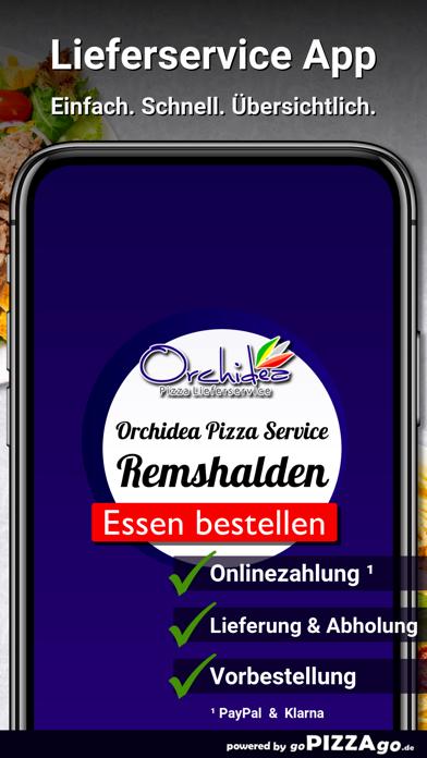Orchidea Pizza Remshalden screenshot 1