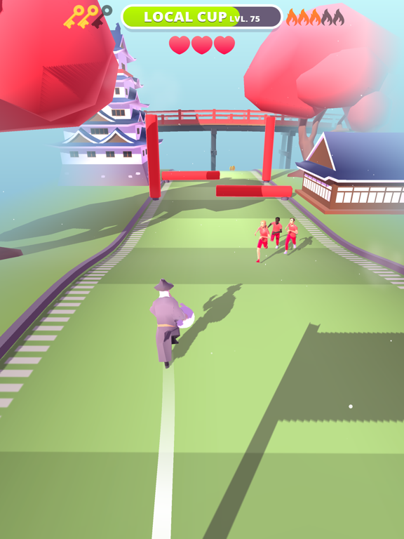iPad Image of Touchdown Master