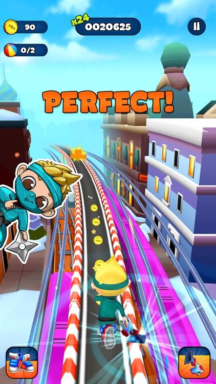 Vlad & Niki Run screenshot-3