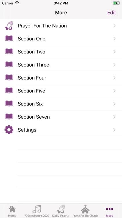 MFM 2020 SEVENTY DAYS screenshot-5