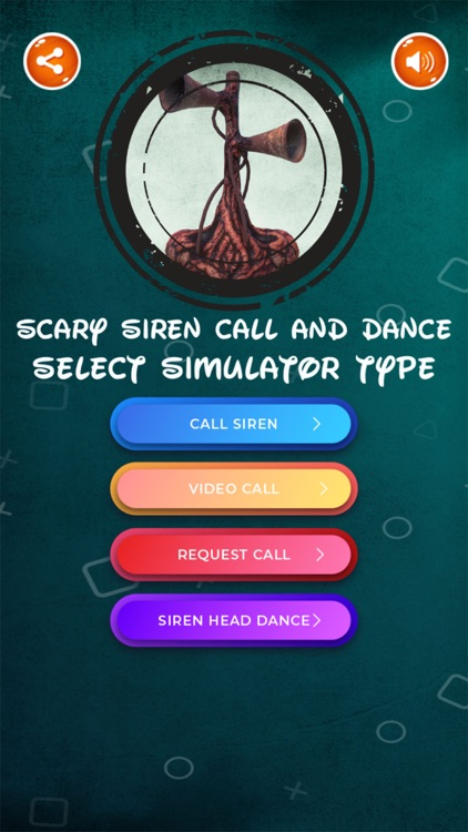 Scary Siren Call and Dance