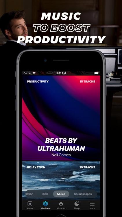 Ultrahuman: Workouts & Sleep screenshot-4