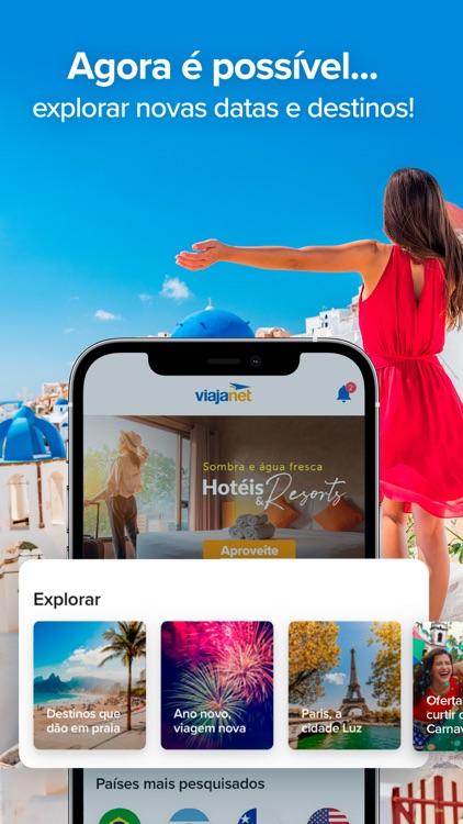 ViajaNet: Passagens Aéreas screenshot-3