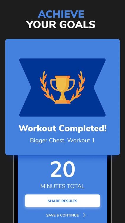 BetterMen: Home Workouts screenshot-5