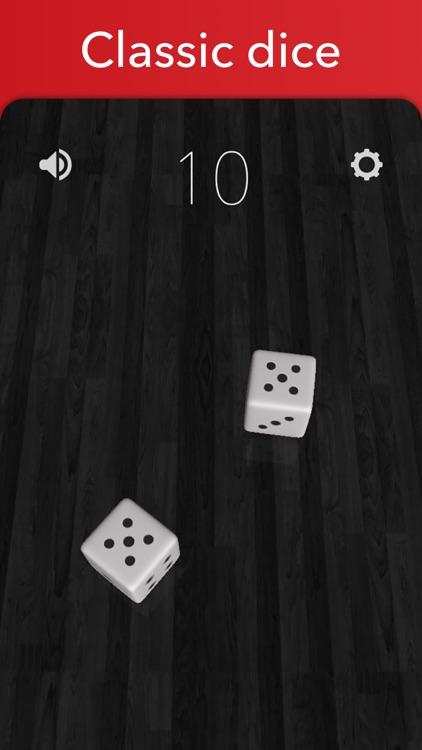 Dice X - 3D dice roller screenshot-0