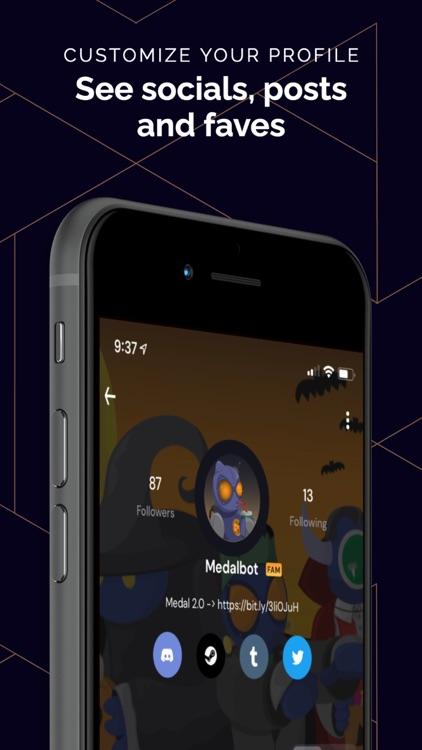 Medal.tv - Share Game Moments screenshot-4
