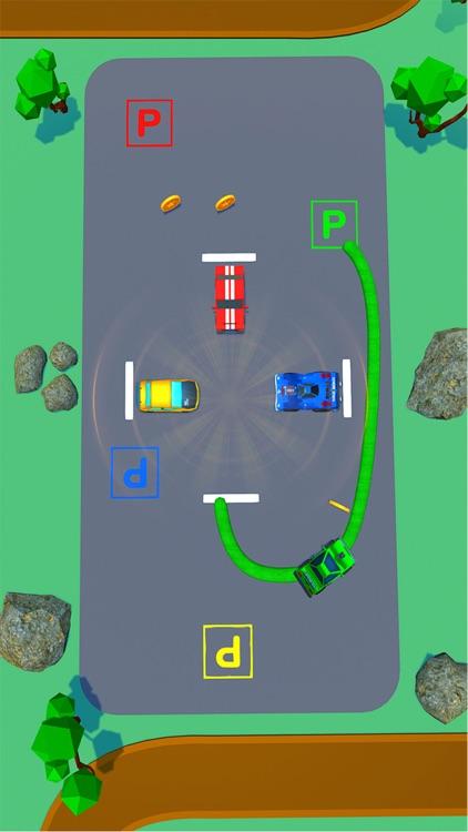 Perfect Parking Path Jam 3D