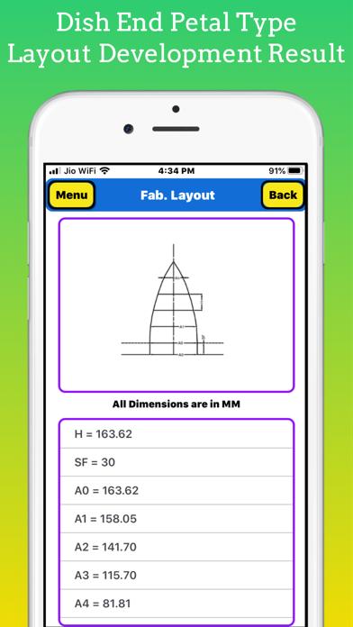 Fabrication Calculator screenshot 9