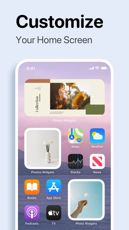 Photo Widget: Photo for Home screenshot-0