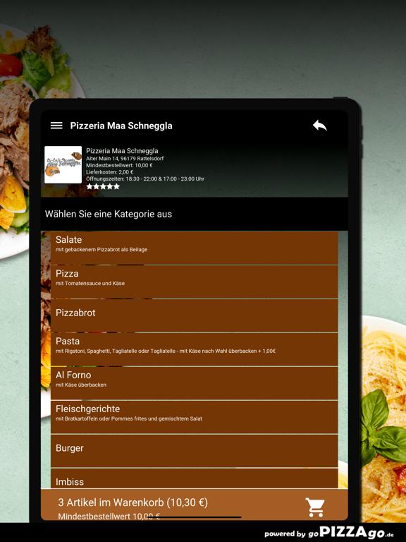 Pizzeria Maa Schneggla screenshot 8