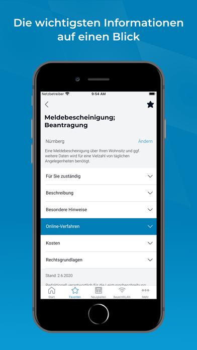 messages.download BayernApp - Verwaltung mobil software