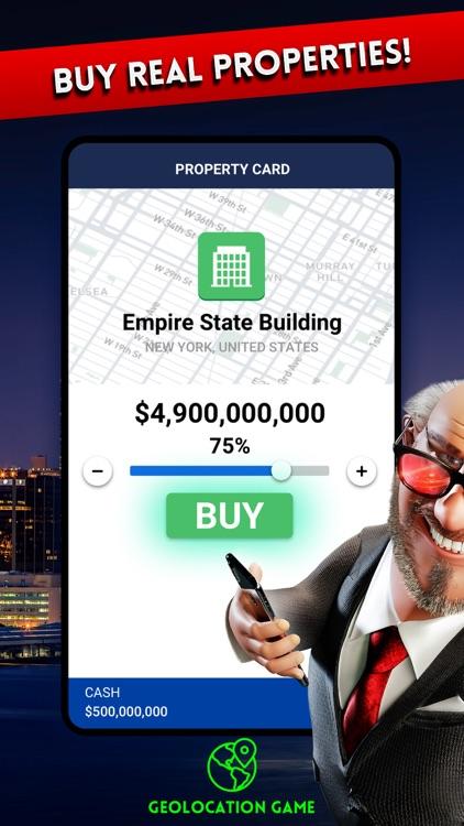 Landlord Stock Market Games Ar screenshot-0