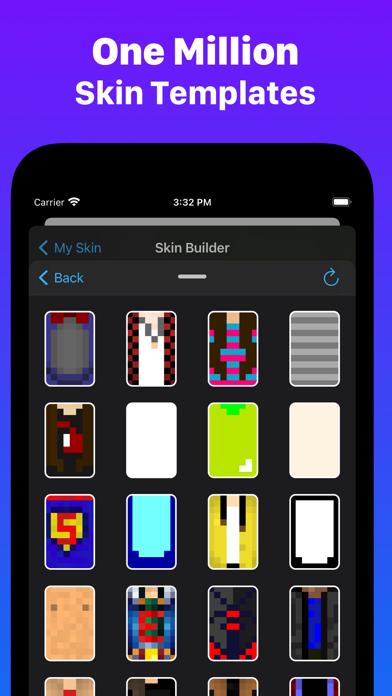 Screenshot #2 pour Skin Creator: Diamond Edition