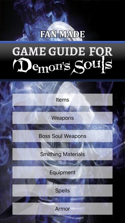 Game Guide for Demon's Souls screenshot-8