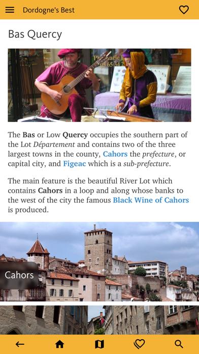 Dordogne's Best: Travel Guide screenshot 6