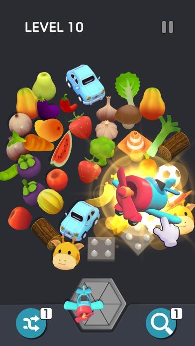 Pair 3D: Matching Puzzle Game screenshot 2
