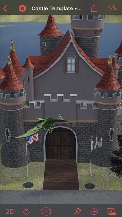 Timebox 3D Collage Maker screenshot-3