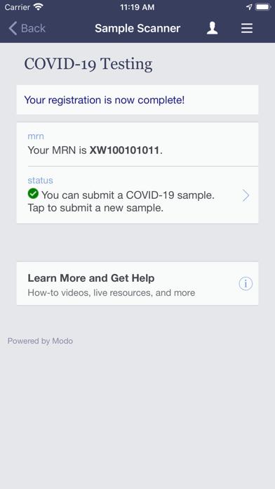 messages.download MarylandGenomics SampleScanner software