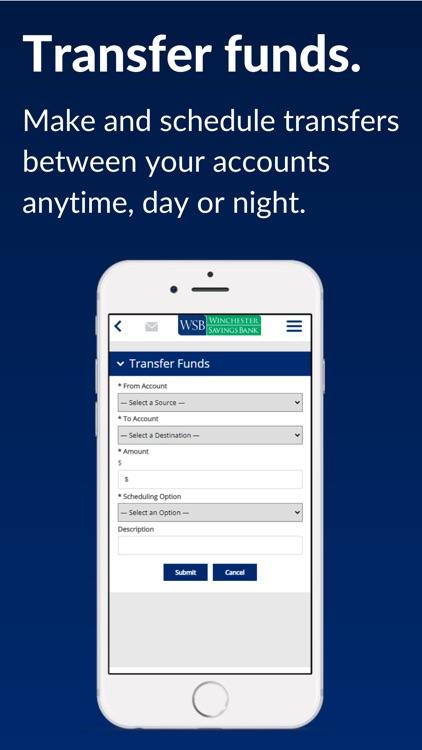 Winchester Savings Bank screenshot-5