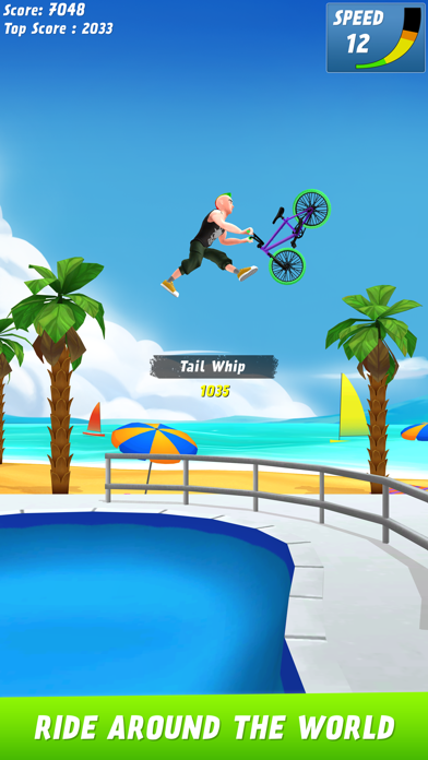 Max Air BMX free Gems hack