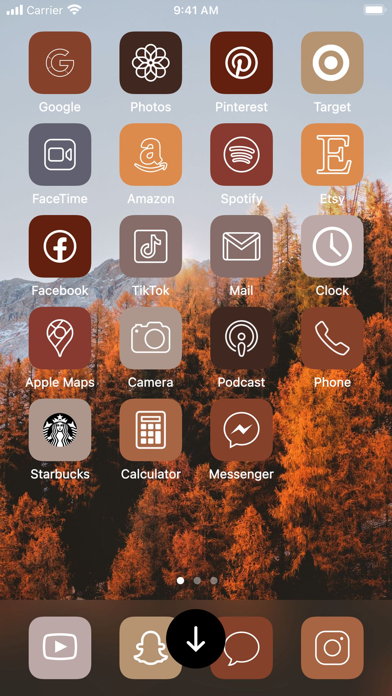 Brass - Custom App Icons screenshot 4