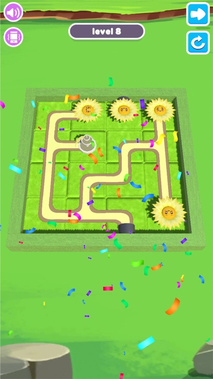 Water Connect Puzzle: Brain go screenshot-0
