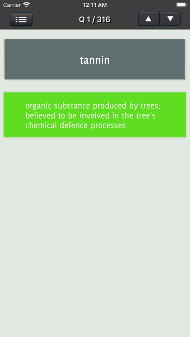 Certified Arborist Flashcards screenshot 6